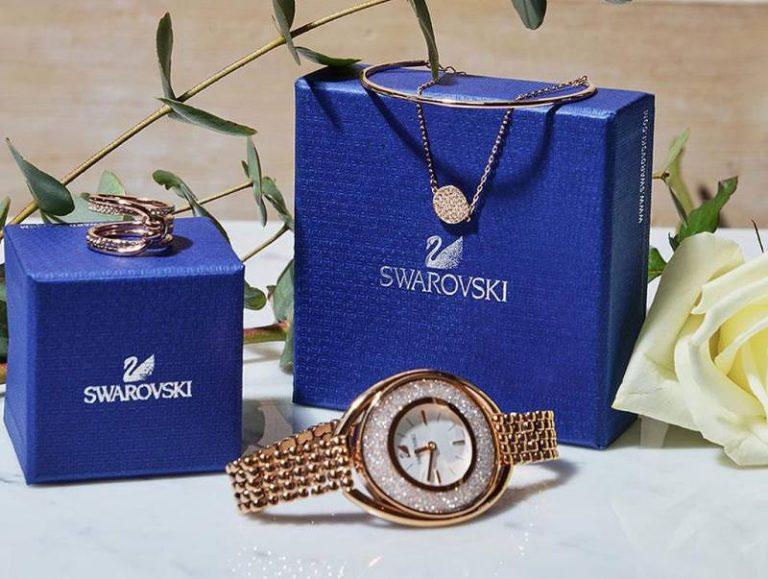 4add6a92d4f Swarovski revela nova coleção de relógios