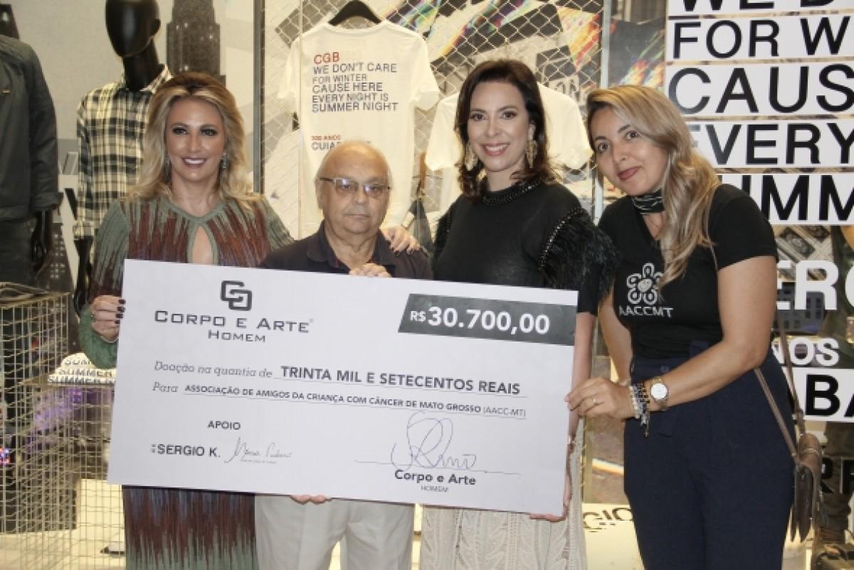 (Foto: Vicente Aquino/Prefeitura de Cuiabá) -
