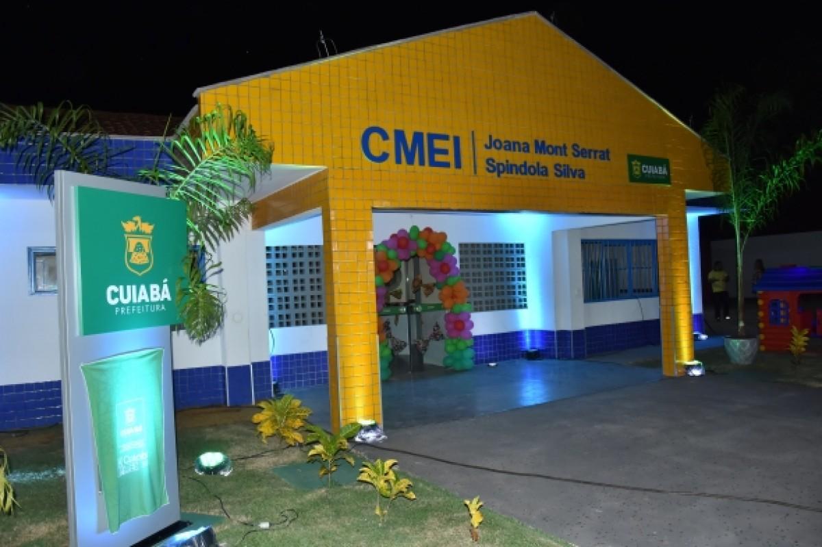 (Foto: Jorge Pinho/Prefeitura de Cuiabá) -