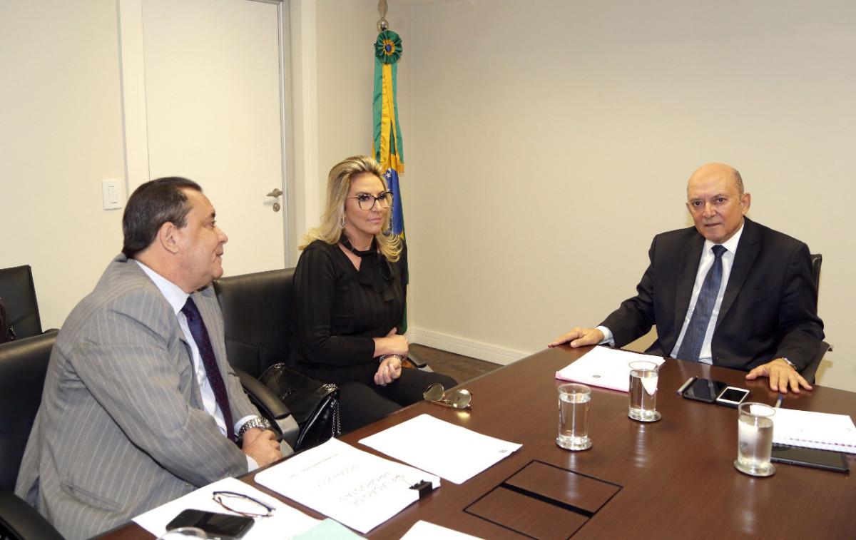 (Foto: Clarice Castro/ Ministério da Cidadania) -