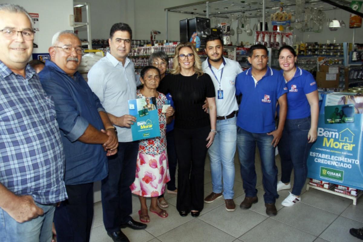 (Foto: Luiz Alves/Prefeitura de Cuiabá) -