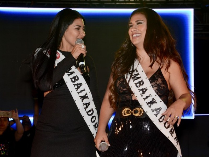 Cantoras famosas são eleitas Embaixadoras de Barretos (Foto: Divulgação)