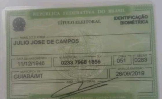 Titulo Julio Campos
