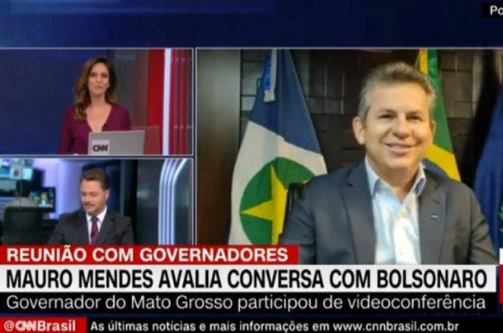 Mauro Mendes CNN