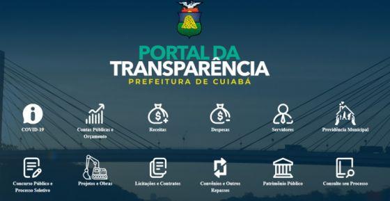 Portal transparência Covid-19