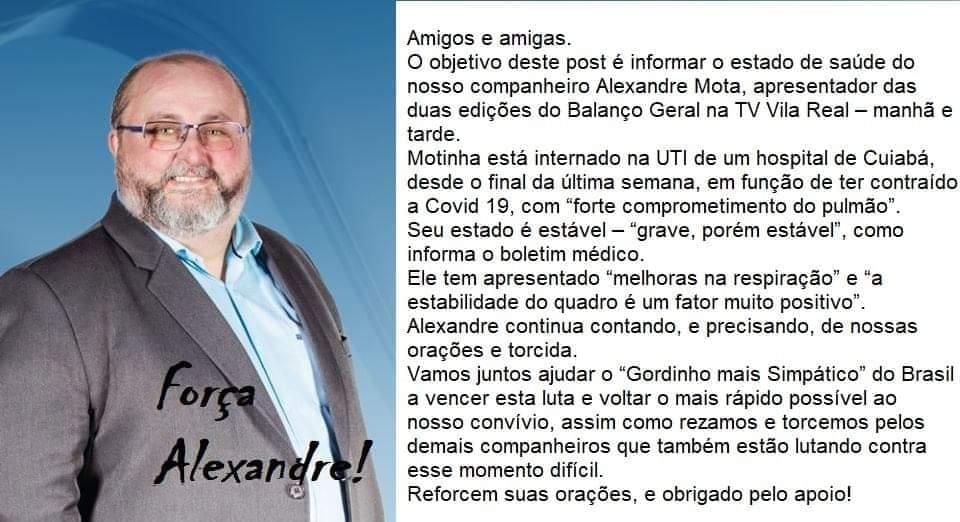 Alexandre Mota TV Vila Real