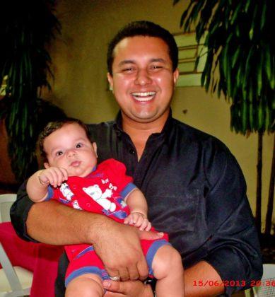 Abraão Ribeiro e Abrahim