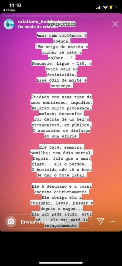 (Foto: Reprodução| Instagram) -