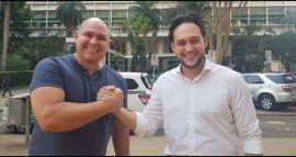 Abílio Jr e Felipe Wellaton