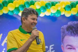 José Medeiros convenções Senado