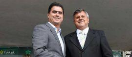 Emanuel Pinheiro e José Roberto Stopa