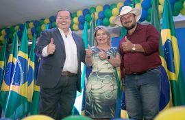 Reinaldo Morais convenção selma