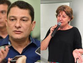 Aécio e Luiz Antõnio