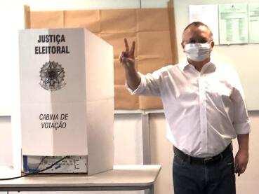 Pedro Taques voto