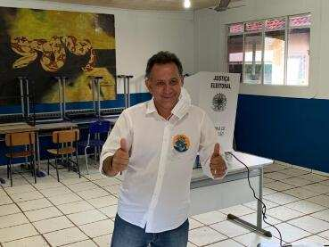 Nilson Leitão voto