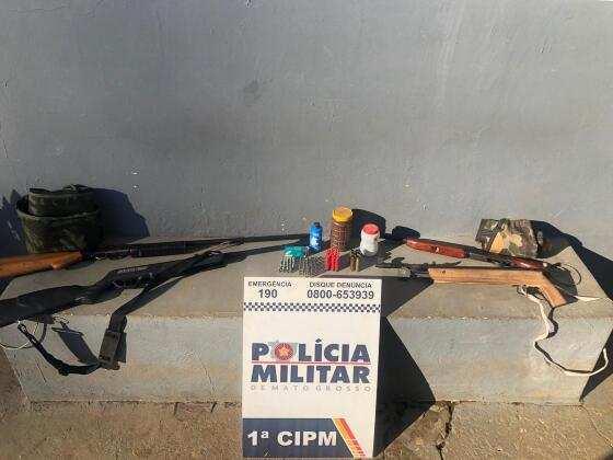 Armas Chapada