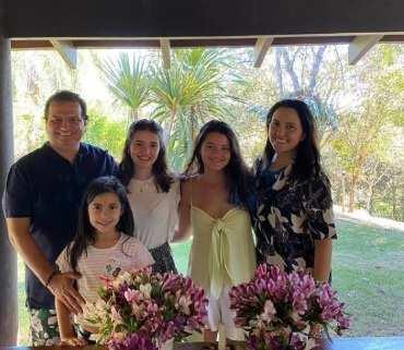 Ricardo e família
